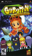 Gurumin - A Monstrous Adventure Coverart