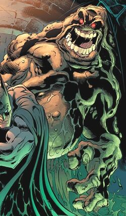 Clayface VII