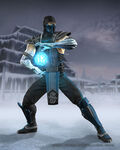 Sub-zero MK vs DCu