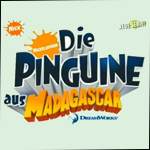 Icon-Pinguine aus Madagascar