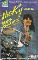 Nicky Astria;Semua Dari Cinta