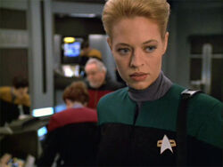 Seven of Nine Relativity