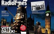RT Vote Dalek Cover full
