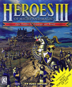 Heroes 3 front