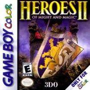 Heroes 2 GBC 579223 76456 front