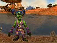 Cataclysm Female Goblin