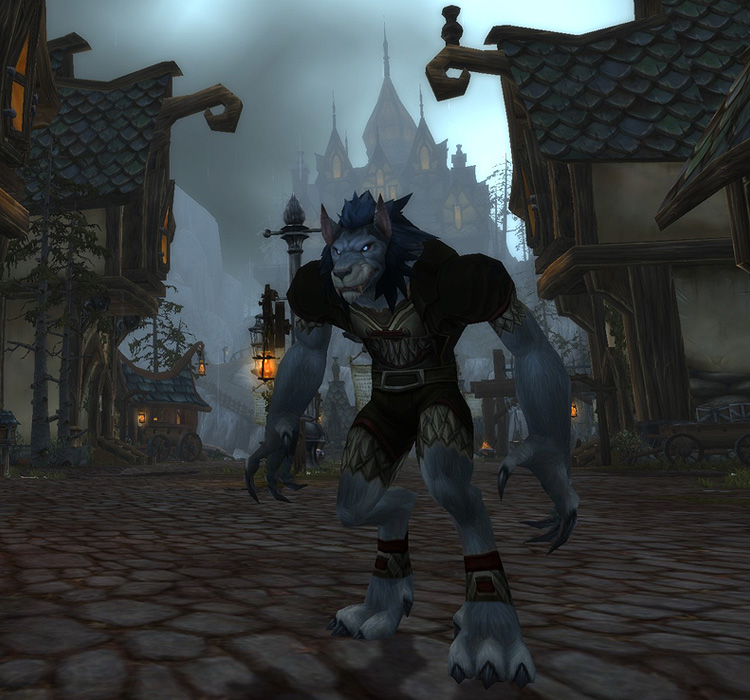 Curse of the worgen (comic) wowpedia your wiki guide to the.