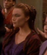 Bajoran gift girl 2