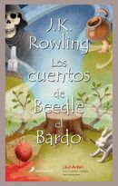 Tales of Beedle the Bard Spanish Standard Edition Cover