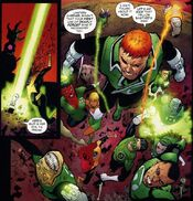 Guy Gardner deadly force 01