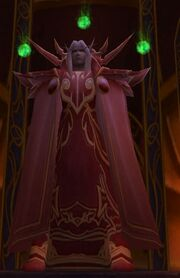 Kael&#39;thas statue