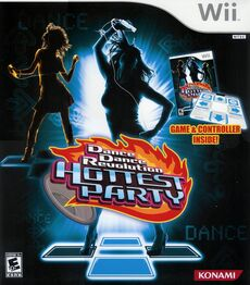 Dance Dance Revolution Hottest Party (NA)