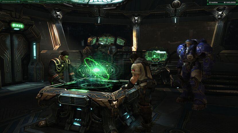 Courtesy Blizzard & the StarCraft wiki
