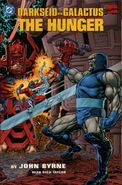 Darkseid vs Galactus The Hunger Vol 1 1