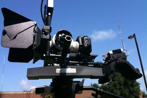 5D Rig outside