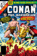 Conan the Barbarian Annual Vol 1 3