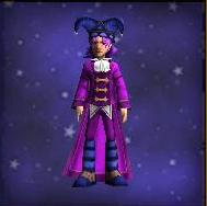 Robe MB Animated Canine Cloak Male