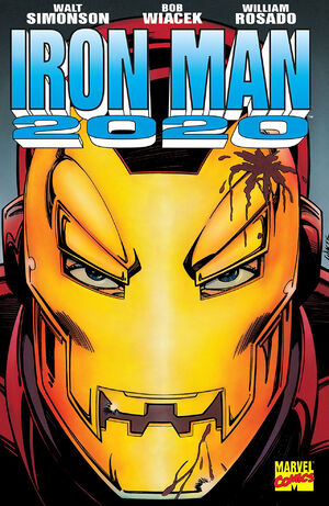 Iron Man 2020 Vol 1 1