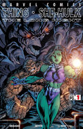 Thing She Hulk The Long Night Vol 1 1