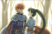 End Eliwood and Lyn