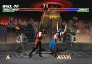 Foto Mortal Kombat Trilogy