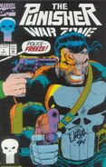 Punisher War Zone Vol 1 7