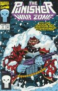 Punisher War Zone Vol 1 11