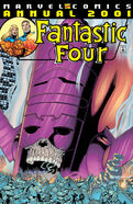 Fantastic Four Annual Vol 1 2001