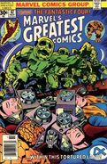 Marvel&#39;s Greatest Comics Vol 1 67