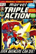 Marvel Triple Action Vol 1 8