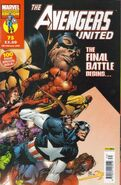 Avengers United Vol 1 75