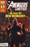 Avengers United Vol 1 78