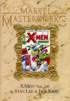 Marvel Masterworks Vol 1 3