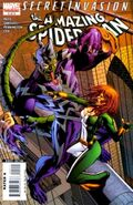 Secret Invasion Amazing Spider-Man Vol 1 2