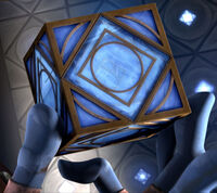 Stolen holocron