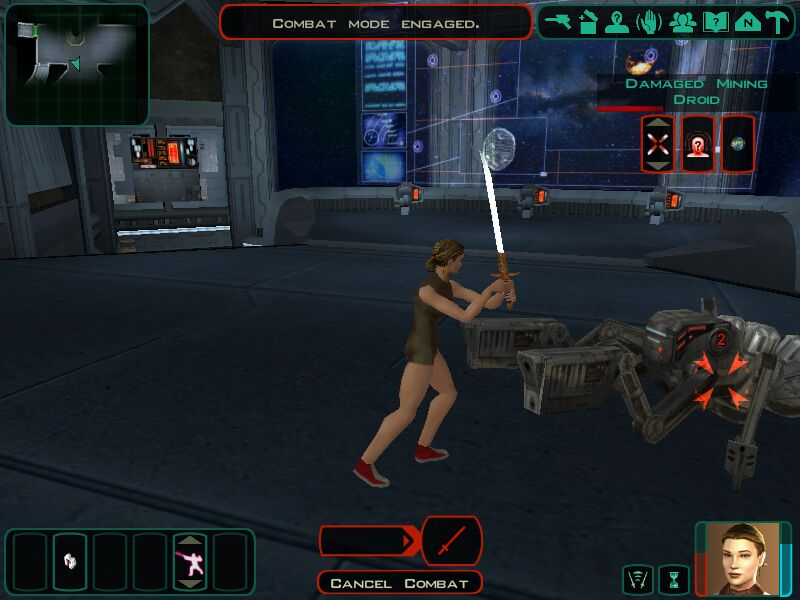 kotor 2 how to become a jedi weapon master