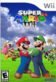 Super Mario 64 Wii New Case