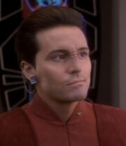 Bajoran junior officer 2369
