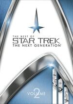 The Best of Star Trek The Next Generation Volume 2 cover