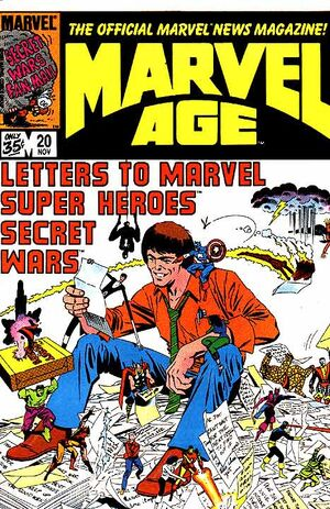 Marvel Age Vol 1 20