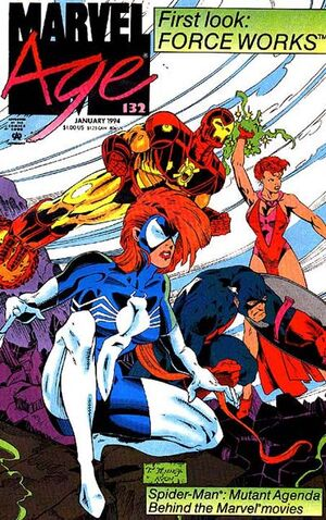 Marvel Age Vol 1 132