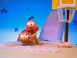 Claymen-basketball