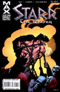 Starr the Slayer Vol 1 1