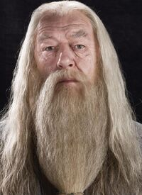 Albus Percival Wulfric Brian Dumbledore