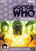 City of death netherlands dvd