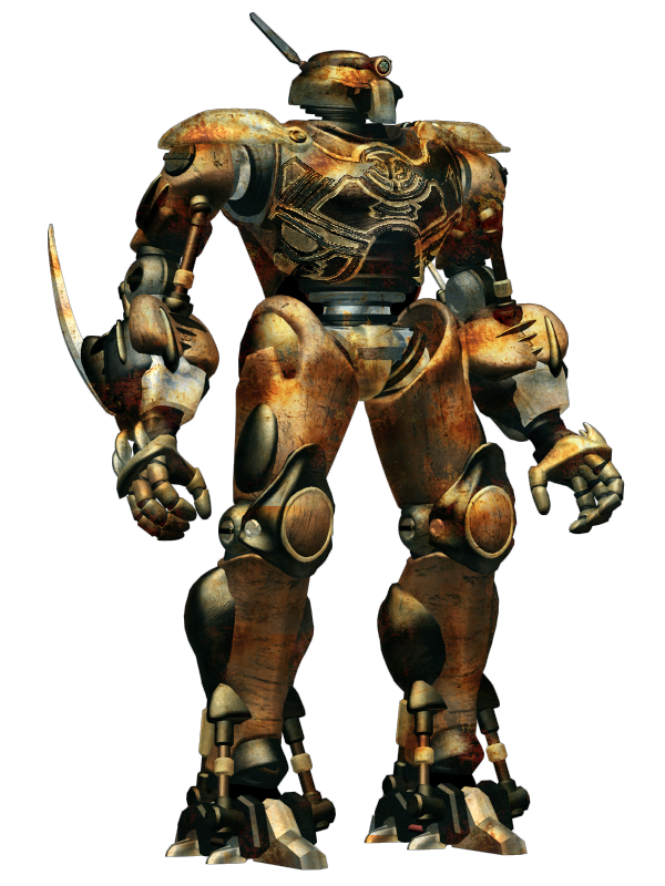 Humanoid robot - The Fallout wiki - Fallout: New Vegas and ...