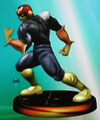 Captain Falcon smash trophy (SSBM).jpg