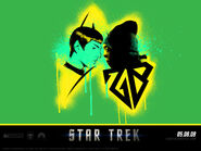 Startrek (film) exclusive wallpaper 5