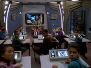 DS9 school