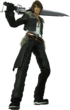 Squall Dissidia CG render